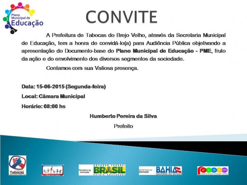 CONVITE-PME