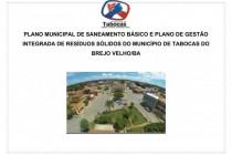 Capa - Plano Municipal