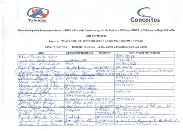 Lista de Presença - Audiência Pública_16