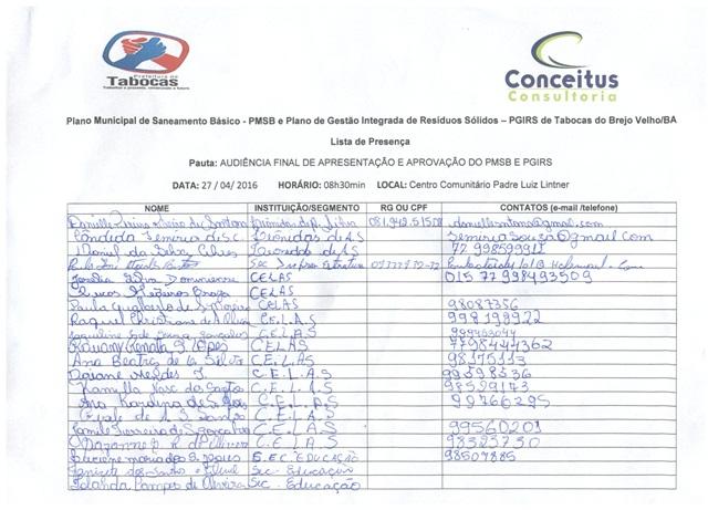 Lista de Presença - Audiência Pública_18