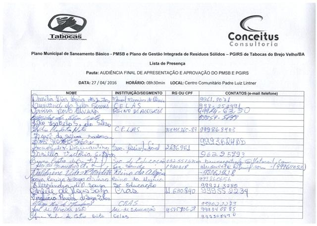 Lista de Presença - Audiência Pública_21